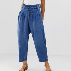 Free People Mover & Shaker Pants